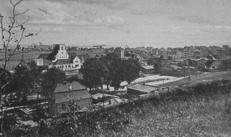 Gdynia około 1929 roku