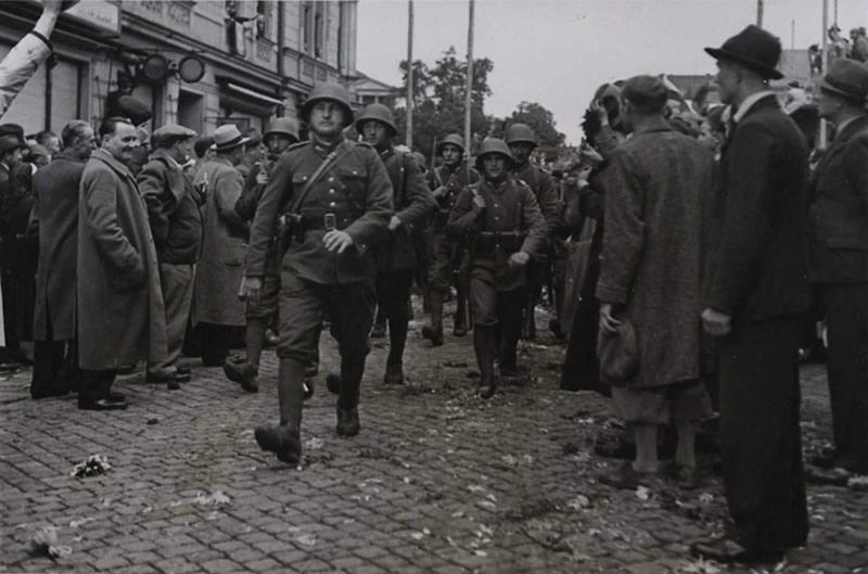Cieszyn 02.10.1938
