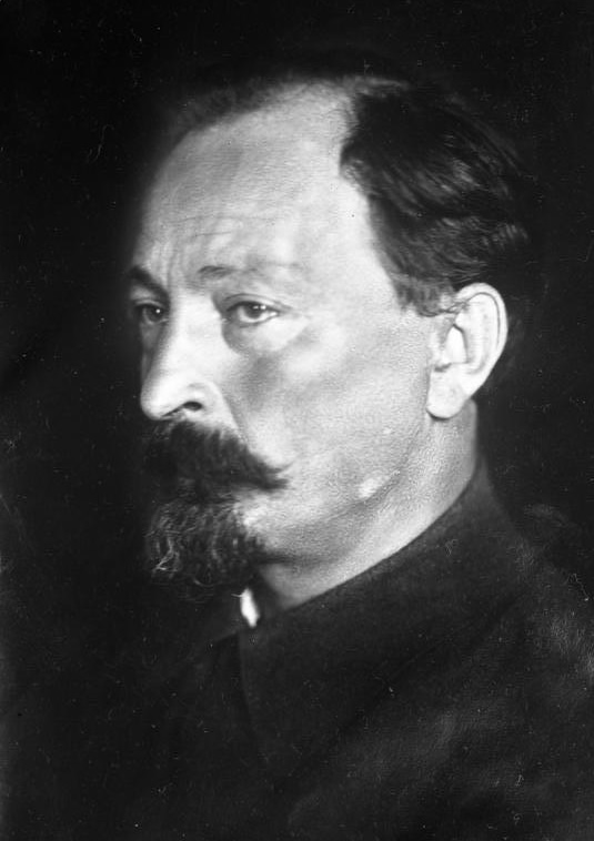 Feliks Dzierżyński 1923 rok