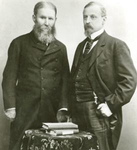 Jeremiah Curtin i Henryk Sienkiewicz