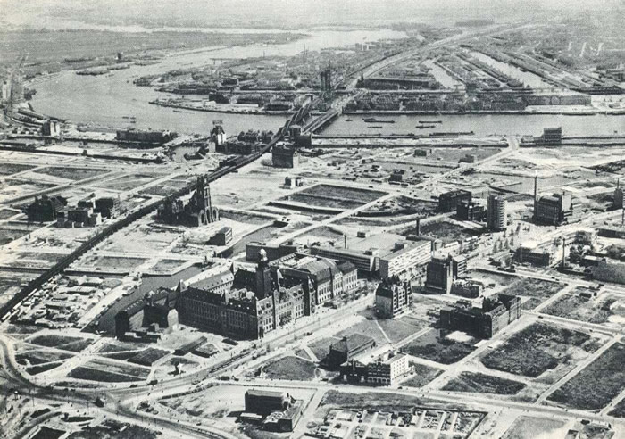 Rotterdam - lata dwudzieste XX wieku