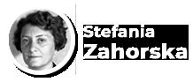Stefania Zahorska
