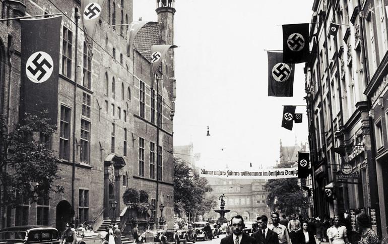 Wolne Miasto Gdańsk przed wybuchem wojny