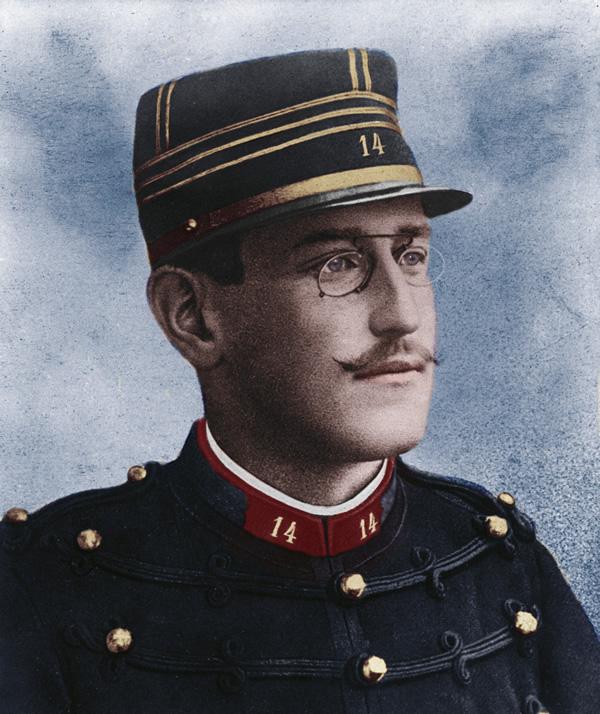 Alfred Dreyfus, 1894 rok (domena publiczna)