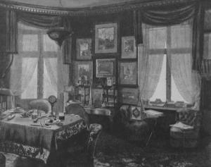 Gabinet Henryka Sienkiewicza w Warszawie