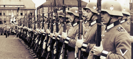 Фото с прическами немецких солдат