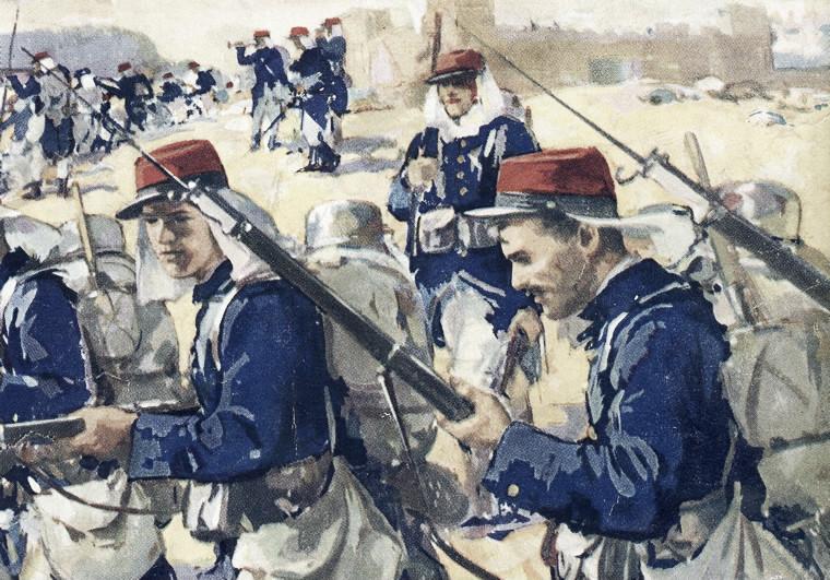 Żołnierze Legii Cudzoziemskiej