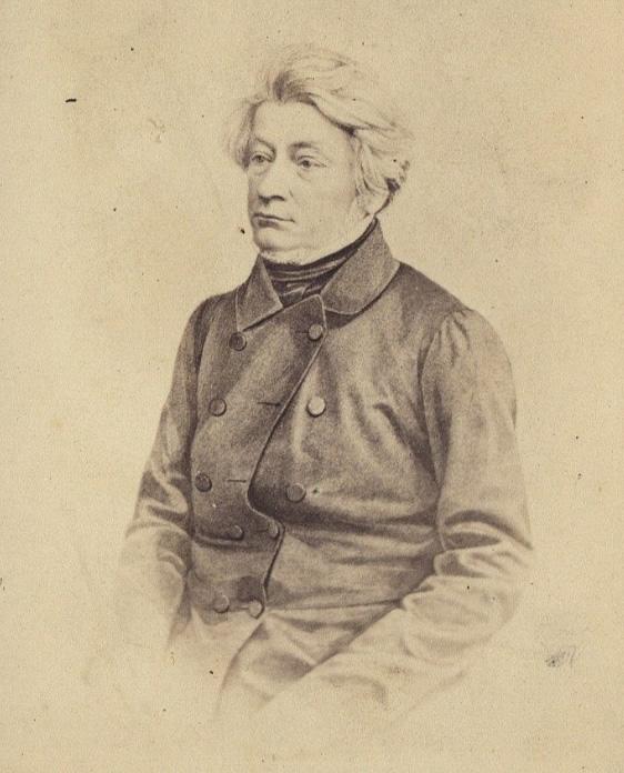 Adam Mickiewicz (fot. Jan Mieczkowski, domena publiczna)