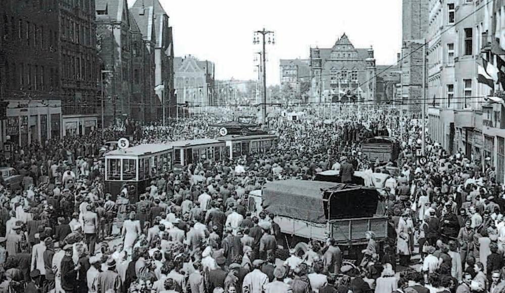 Poznański Czerwiec 1956 (źródło: materiały IPN)