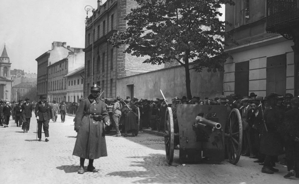 Przewrót majowy 1926 roku