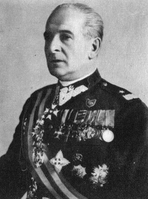 Generał Bolesław Wieniawa-Długoszowski, 1938 rok (domena publiczna; wikimedia.org)