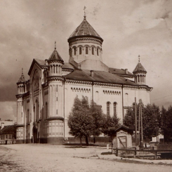 Wilno - cerkiew Przeczystej Bogorodzicy (www.polona.pl)