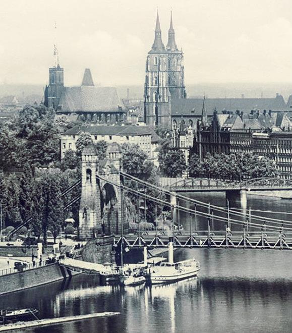 Wrocław - lata trzydzieste XX wieku