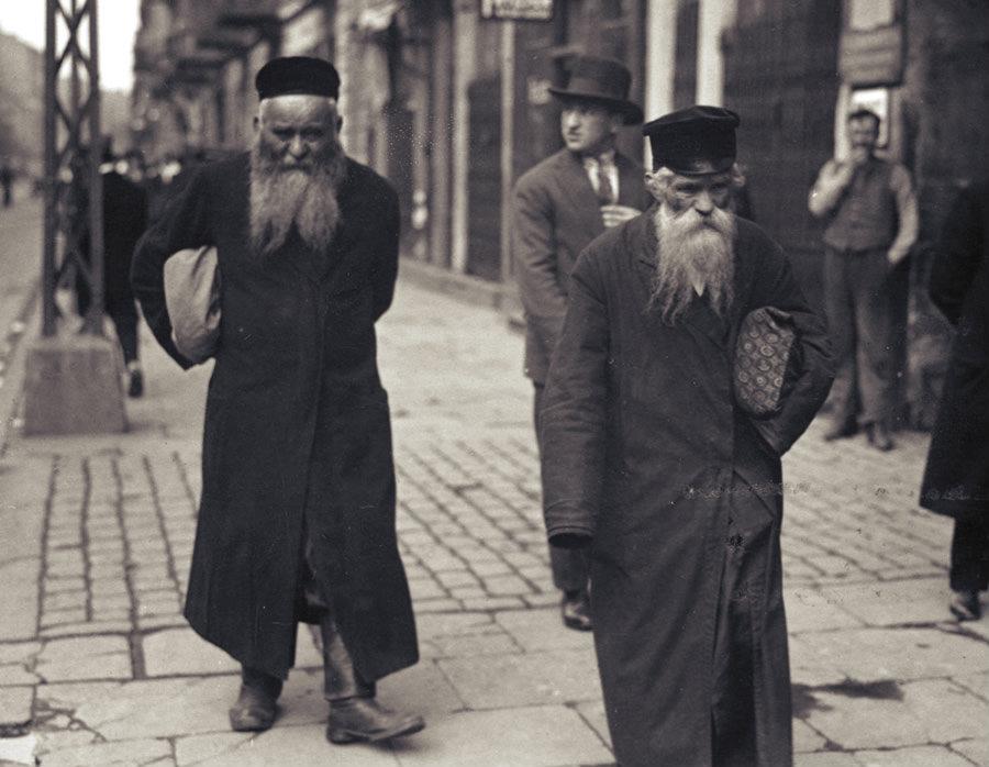 Żydzi w przedwojennej Polsce